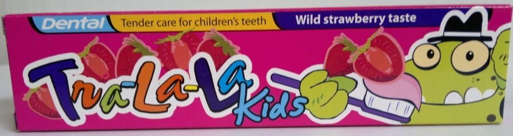 Zubní pasta dětská 50 ml