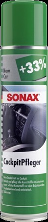 Sonax čistič přístrojové desky 400 ml vůně new car