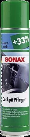 Sonax čistič přístrojové desky 400 ml vůně sport fresh